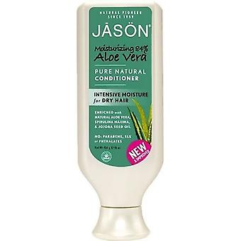 Jason Organic Moisturizing 84% Aloë Vera Pure Natural Conditioner