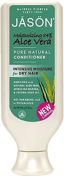 Jason Organic Moisturizing 84% Aloe Vera Pure Natural Conditioner