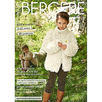 Bergere De France Explanations 180-Kids 2-12 Years BF67435