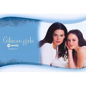 Gilmore Girls Movie Poster (17 x 11)