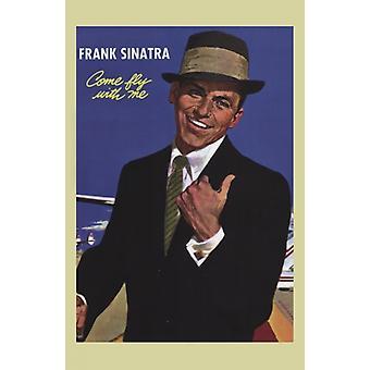 Plakat filmu Franka Sinatry (11 x 17)