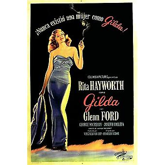 Gilda Movie Poster (11 x 17)