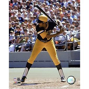 Willie Stargell - Batting Action Sports Photo