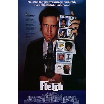 Fletch Movie Poster (11 x 17)
