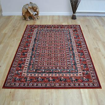 Royal Kashqai Rugs 4301 300 In Brick