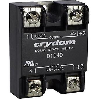 Crydom D1D20 Solid State Relay, DC Output