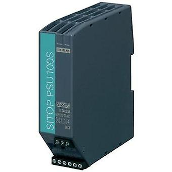 Siemens 6EP1332-2BA20 SITOP smart DIN Rail Power Supply 24Vdc 2.5A 60W, 1-Phase