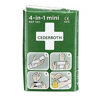 4-in-1 mini Bloodstopper Cederroth