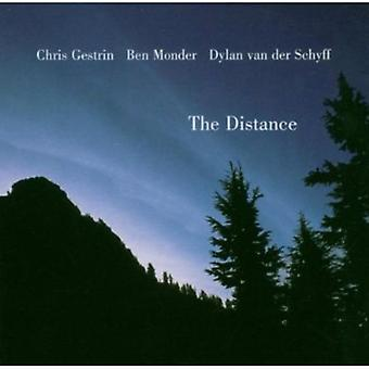 Monder/Gestrin/Schyff - Distance [SACD] USA import