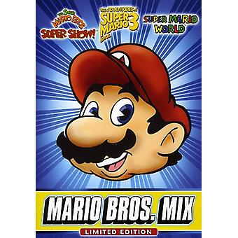 Mario Bros Mix [DVD] USA importerer