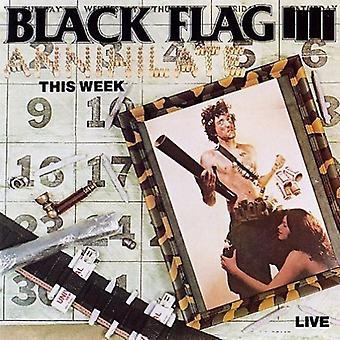 Black Flag - tilintetgøre denne uge USA import