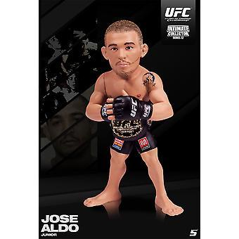 Round 5 UFC Series 12 Action Figure - Jose Aldo - Championship Edition