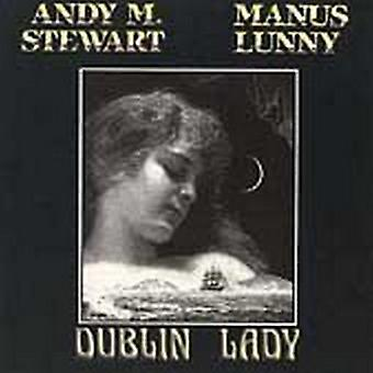 Andy M. Stewart - Dublin Lady [CD] USA import
