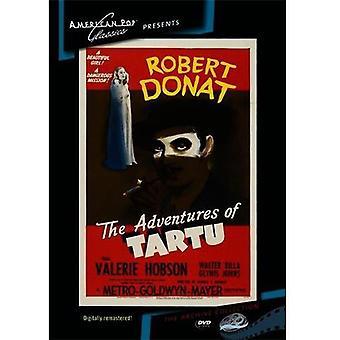 Adventures of Tartu [DVD] USA import