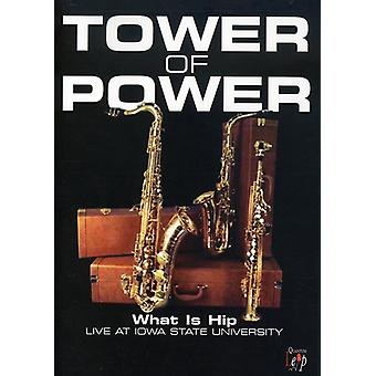 Tower of Power - hvad er hofte: Live på Iowa State University [DVD] USA import