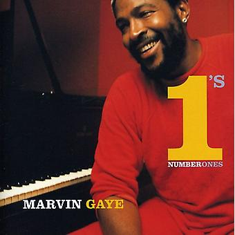 Marvin Gaye - #1's [CD] USA import