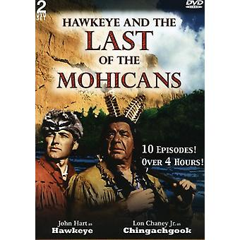 Hawkeye & Last of the Mohicans [DVD] USA import