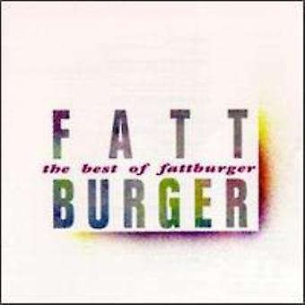 Fattburger - Best of Fattburger [CD] USA import