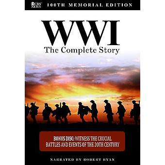 WWI: The Complete Story 100th Memorial Edition [DVD] USA import