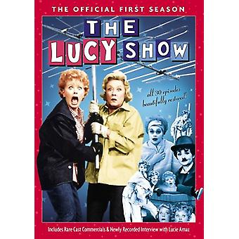 Lucy Show - Lucy Show: The Official First Season [DVD] USA import