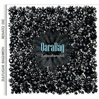 Zulfugar Bağırov & Renato Diz - Qarabag [CD] USA importieren
