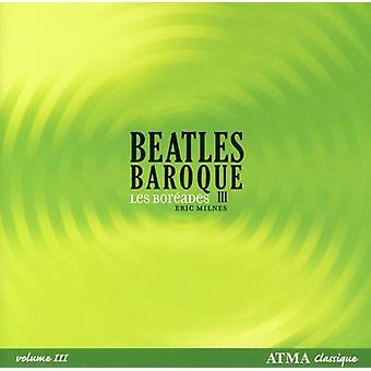 Importazione di Beatles barocco III - Beatles barocco, vol. 3 [CD] USA