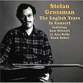 Stefan Grossman - engelsk år-i koncert [CD] USA import