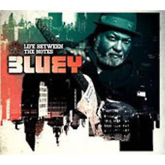 Bluey - Leben zwischen the Notes [CD] USA import