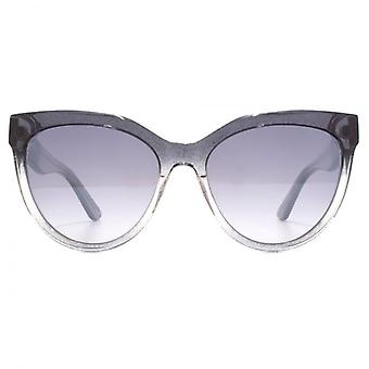 Karl Lagerfeld Cateye Sunglasses In Grey Gradient