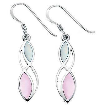 925 Silver Mother Of Pearl Earring