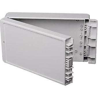 Wall-mount enclosure, Build-in casing 125 x 231 x 60 Acrylonitrile butadiene styrene