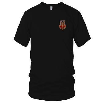 USAF Air Force Air Combat Command - Pilot Vietnam War Embroidered Patch - Mens T Shirt