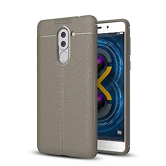 Cell phone cover case voor Huawei honor 6 X cover frame case grijs