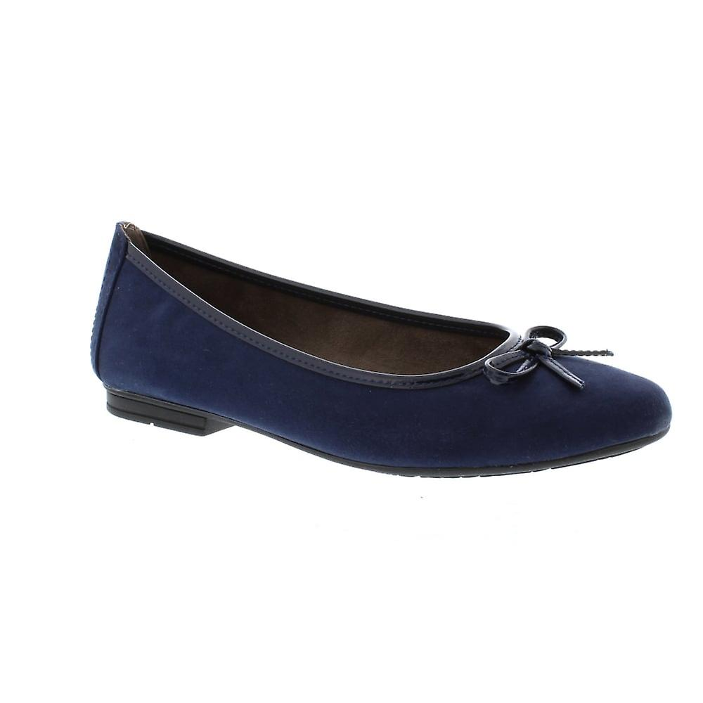 Soft Line 22164-20 - 805 Navy (Textile) Womens Shoes