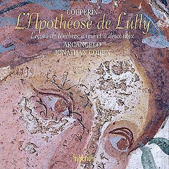 Couperin / Arcangelo - L'Apotheose De Lully / Lecons De Tenebres [CD] USA import