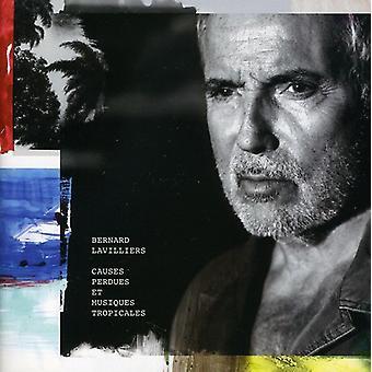 Bernard Lavilliers - Causes Perdues Et Musiques Tropicales [CD] USA import