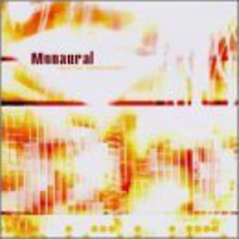 Mono - skærm indblanding [CD] USA import