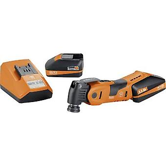 Cordless multifunction tool incl. spare battery, incl. case 18