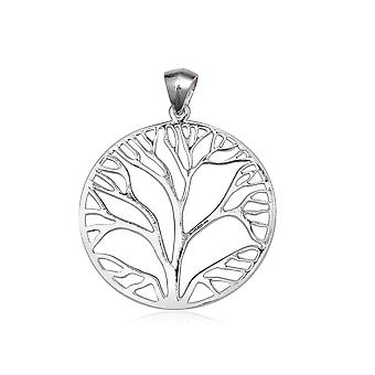 Tree of life in 925 Silver Pendant