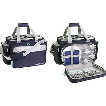 Party cooler Travel in Style 34 Picnic Bag Navy, Silver 34 l EEC=n/a Ezetil