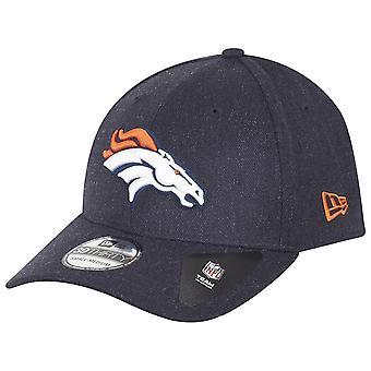 New era 39Thirty Cap - NFL Denver Broncos heather navy