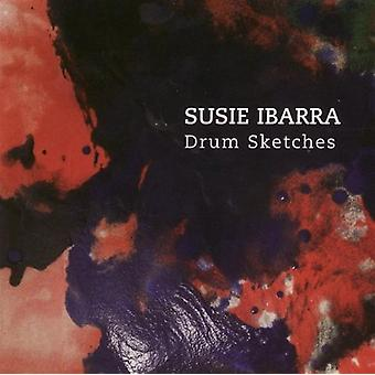 Susie Ibarra - Susie Ibarra: Drum Sketches [CD] USA import