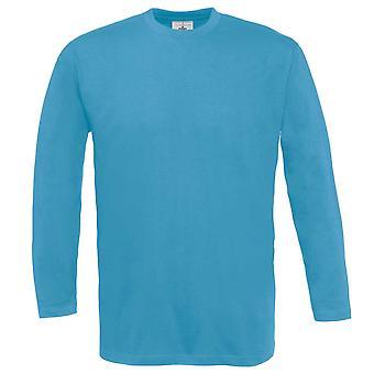 B&C Collection Exact 150 Long Sleeve T-Shirt
