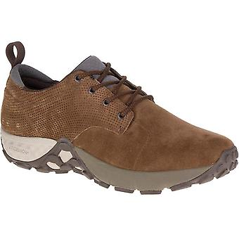 Merrell Mens Jungle Moc Lace AC+ Leather LaceUp Urban Walking Trainers