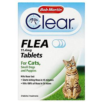 Bob Martin Flea Tablets for Cats and Small Dog