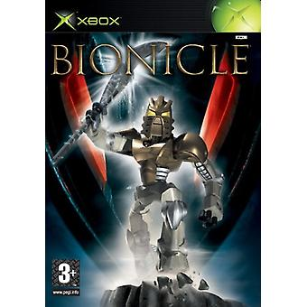 BIONICLE spil (Xbox)