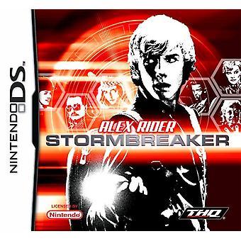 Alex Rider Stormbreaker (Nintendo DS)