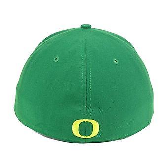 Oregon Ducks Local NCAA Nike Dri-Fit Swoosh Flex chapéu cabido