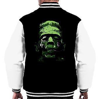 Frankensteins Monster menn Varsity jakke