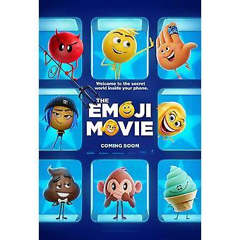 The Emoji Movie Movie Poster (11 x 17)